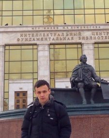 Бахром Маликович Маликов
