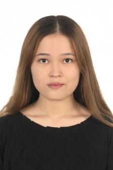 Анастасия Саналовна Буентаева