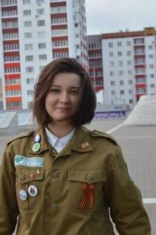 Алина Альбертовна Тимербулатова