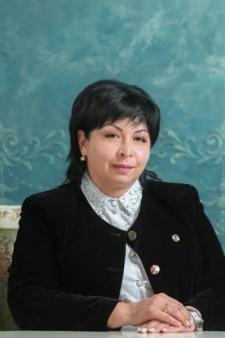 Жанна Герсановна Кочиева